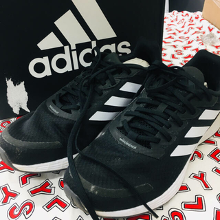 adidas - adidas スニーカー used 24.0cm 11/27 ♩66