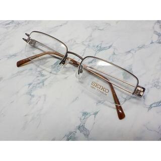 セイコー(SEIKO)の SEIKO セイコー メガネ T146 572 50口18-135 日本製(サングラス/メガネ)