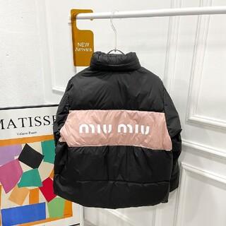 miumiu - 人気品★MIUMIU  ダウンジャケット 冬 コート レディース