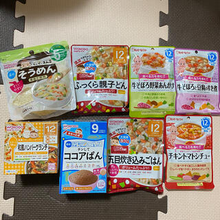 和光堂 - 離乳食 ベビーフード 5ヶ月 9ヶ月 12ヶ月