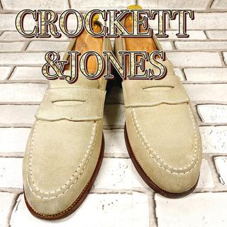 クロケットアンドジョーンズ(Crockett&Jones)の【SALE】CROCKETT&JONES|クロケットアンドジョーンズ スウェード(ドレス/ビジネス)
