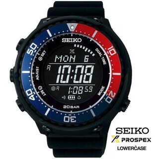 セイコー(SEIKO)のSEIKOプロスペックス SBEP003  LOWERCASE 【新品正規品】(腕時計(デジタル))
