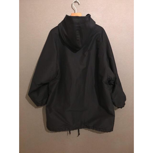 COMOLI(コモリ)のCOMOLI コットンシルクフーデッドコート 2 メンズのジャケット/アウター(その他)の商品写真