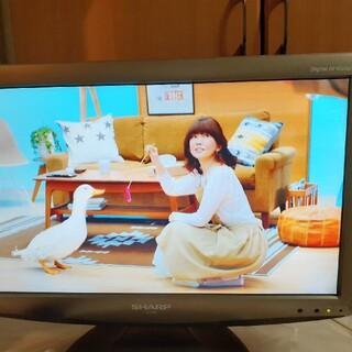シャープ(SHARP)のSHARP LC―H1850 18.5インチ液晶テレビ(テレビ)