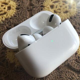 Apple - エアポッズプロ  Pro + Charging Case①
