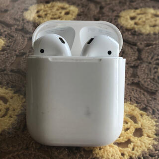 Apple - エアポッズ AirPods + Charging Case⑦