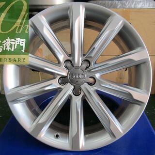 アウディ(AUDI)のアウディ 4G系 A7スポーツバック Sライン純正 4本セット(タイヤ・ホイールセット)