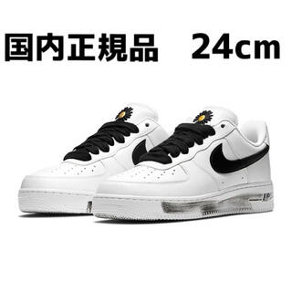 ナイキ(NIKE)の24cm■NIKE×G-DRAGON AIR FORCE 1 PARANOISE(スニーカー)