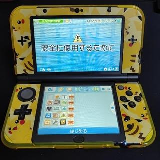 New ニンテンドー 3DS LL メタリックブラック CFW