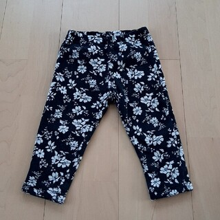 シマムラ(しまむら)の女の子 花柄パンツ(パンツ/スパッツ)