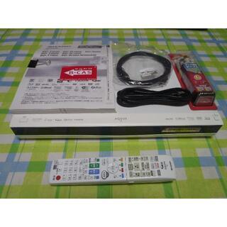 SHARP - 動作保証 HDD新品 AQUOS ブルーレイレコーダー BD-W560SW