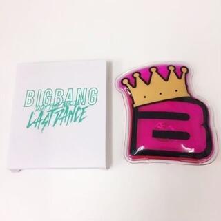 ビッグバン(BIGBANG)のBIGBANG公式グッズ♡エコウォーマー♡GD♡2017 LAST DANCE♡(ミュージシャン)