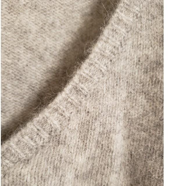 IENA(イエナ)のシーティープラージュ ニット グレー レディースのトップス(ニット/セーター)の商品写真