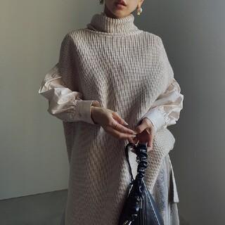 Ameri VINTAGE - 2020 新作完売 AmeriVINTAGE 3wayシャツセットニットトップス