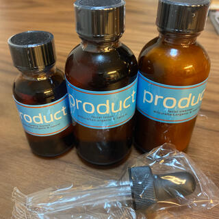 プロダクト(PRODUCT)のプロダクト 美容オイル、化粧水、洗顔料 3点セット(化粧水/ローション)