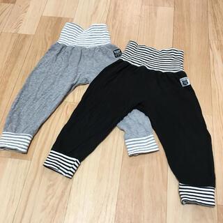 西松屋 - 西松屋 腹巻&裾リブ付きパンツ 90 2枚セット