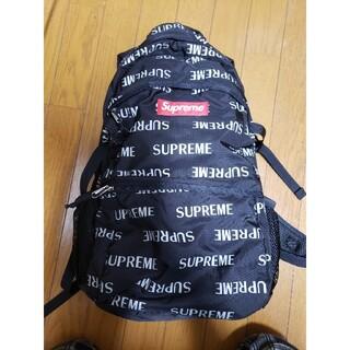 Supreme - Supreme バックパック リュック backpack