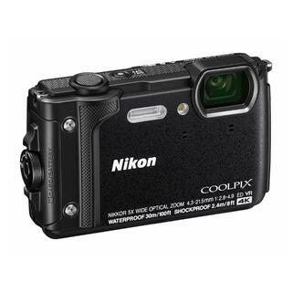 Nikon - 新品未開封COOLPIX W300 [ブラック]