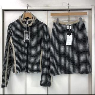 ジャンフランコフェレ(Gianfranco FERRE)の新品!GIANFRANCO FERRE ジャケット スカート(38/36)(スーツ)