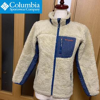 コロンビア(Columbia)のコロンビア  ボア ジャケット サイズS レトロX モンベル ナイキ パタゴニア(ブルゾン)