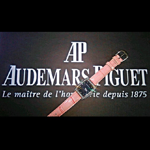 AUDEMARS PIGUET(オーデマピゲ)のAUDEMARS PIGUET・1980's・vintagewatch レディースのファッション小物(腕時計)の商品写真