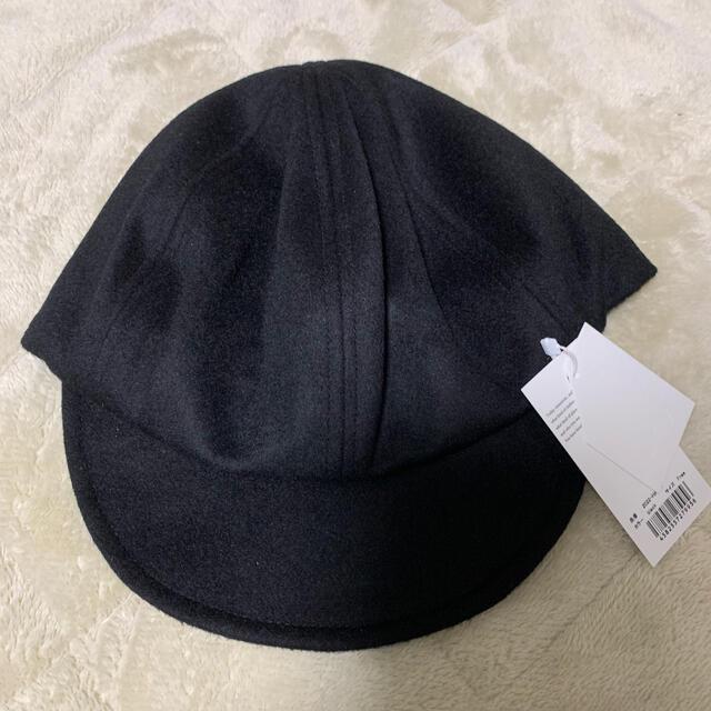 ウィルフリー キャップ 黒 willfully レディースの帽子(キャップ)の商品写真