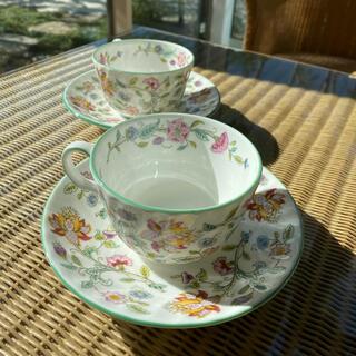 ミントン(MINTON)のミントンのカップ&ソーサー(食器)