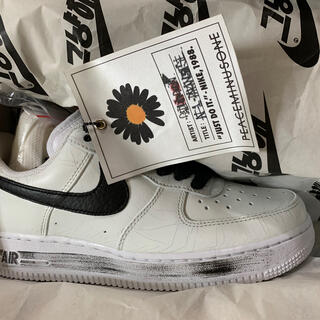 ナイキ(NIKE)のNIKE×G-DRAGON AIR FORCE 1 PARANOISE24cm(スニーカー)