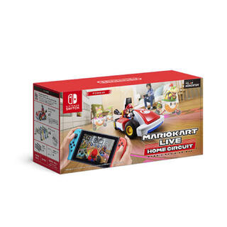 ニンテンドースイッチ(Nintendo Switch)の☆新品未開封☆マリオカート ライブ ホームサーキット マリオセット(家庭用ゲームソフト)