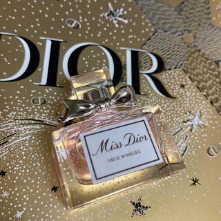 Christian Dior - ミスディオール  ローズ&ローズ ミニサイズ 5ml 新品未使用