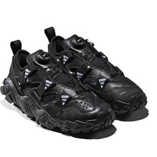 HYKE - adidas x hyke スニーカー ブラック 23.5