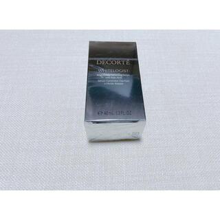 コスメデコルテ(COSME DECORTE)のホワイトロジストブライトコンセントレイト 詰め替え用(美容液)
