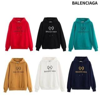 Balenciaga - [2枚12000円送料込み] BALENCIAGA パーカー 長袖 男女兼用14