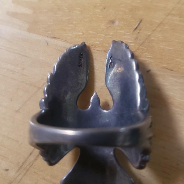 goro's(ゴローズ)のイーグルリング ゴローズ メンズのアクセサリー(リング(指輪))の商品写真