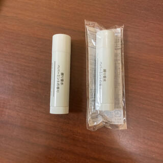 ムジルシリョウヒン(MUJI (無印良品))の練り香水 ペパーミントの香り  無印良品(少し使用品を1本サービス)(ユニセックス)