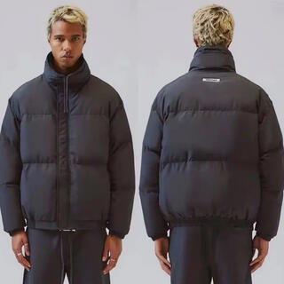 FEAR OF GOD - Essentials Puffer Jacket  ダウンジャケット L