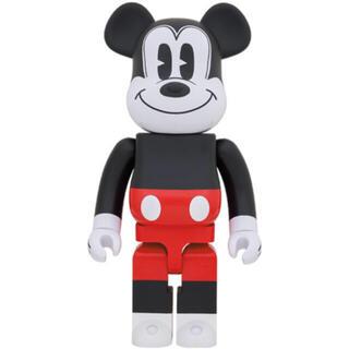 メディコムトイ(MEDICOM TOY)のbe@rbrick mickey mouse 2020 r&w 1000%(キャラクターグッズ)