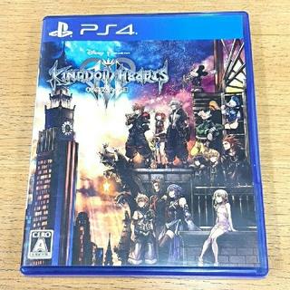 プレイステーション4(PlayStation4)のキングダムハーツ3  Ⅲ KINGDOM HEARTS III ★ PS4(家庭用ゲームソフト)