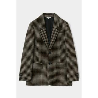 moussy - MOUSSY HOUNDSTOOTH ジャケット