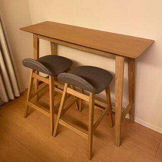 ニトリ(ニトリ)のNITORI ニトリ カウンターテーブル(バーテーブル/カウンターテーブル)