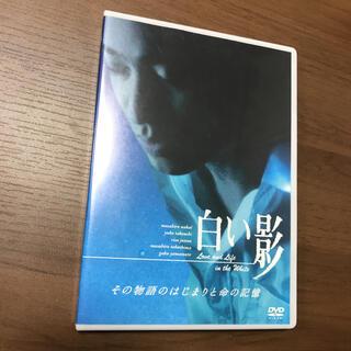 スマップ(SMAP)の白い影 その物語のはじまりと命の記憶 DVD中居正広SMAPスマップ竹内結子(TVドラマ)