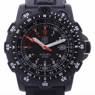 Luminox - ルミノックス フィールドスポーツ カーボン×ラバー   メンズ 腕時計