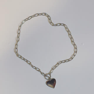 Kastane - 新品未使用◆ ハート チェーン ネックレス シルバー