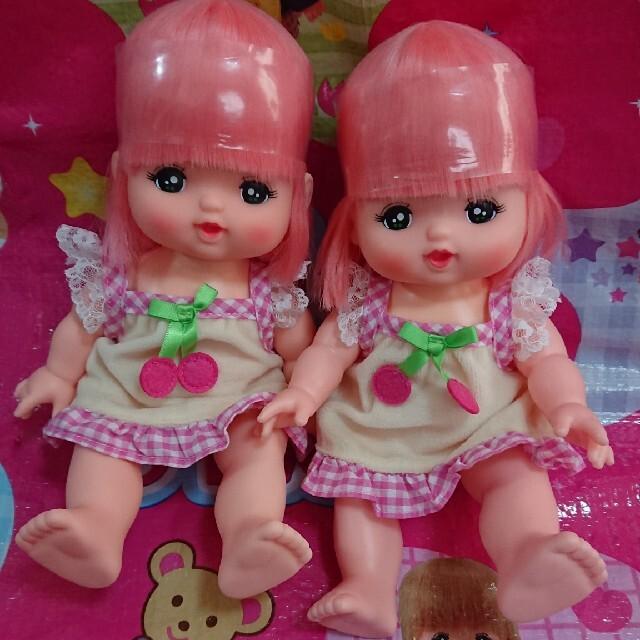 PILOT(パイロット)の【未使用】メルちゃん  キッズ/ベビー/マタニティのおもちゃ(ぬいぐるみ/人形)の商品写真