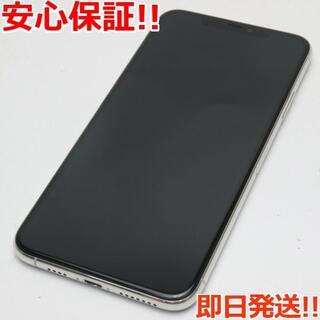 アイフォーン(iPhone)の新品同様SIMフリーiPhone11ProMax512GBシルバー(スマートフォン本体)