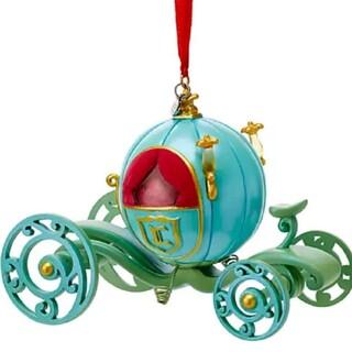 Disney - シンデレラ クリスマスオーナメント ディズニー かぼちゃの馬車 馬車