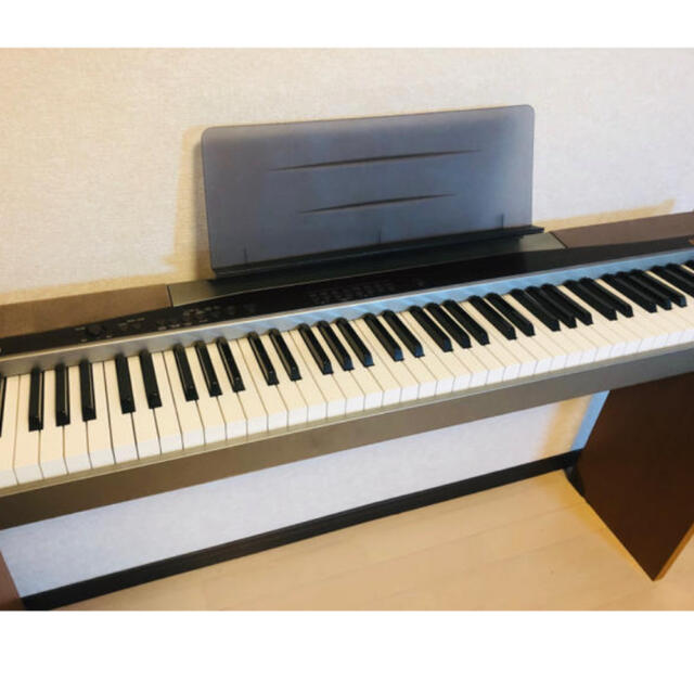 CASIO(カシオ)の美品 CASIO 電子ピアノ(東京引取限定) 楽器の鍵盤楽器(電子ピアノ)の商品写真