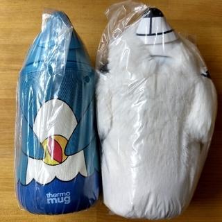 サーモマグ(thermo mug)のお得!【サーモマグ】【2点】アニマルボトル(水筒)