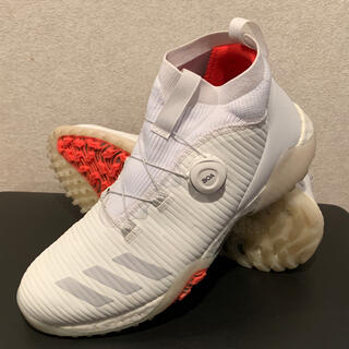 アディダス(adidas)のアディダス コードカオス ボア ゴルフシューズ 27.5cm(シューズ)