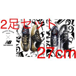 New Balance - FRANCK MULLER × NEW BALANCE CM996 27cm